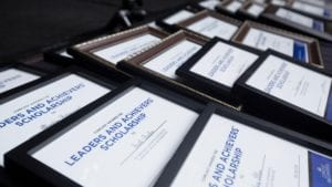 Recognizing the Best and Brightest High School Seniors in Southern Arizona