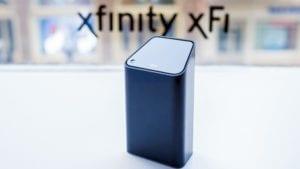 An Xfinity xFi Gateway.
