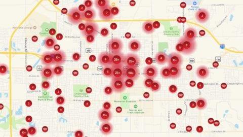 Comcast Installs 16,000th WiFi Hotspot in Champaign-Urbana Area
