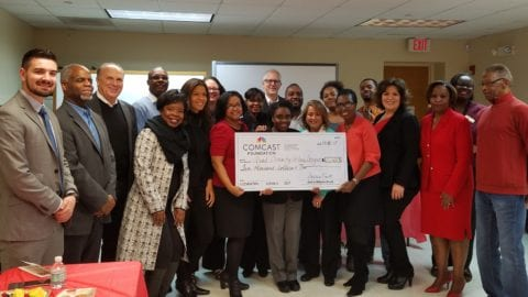 """Quad County Urban League in Aurora, IL, Receives $10,000 Grant to support its """"Tomorrow's Scientist Technicians and Managers"""" Program"""