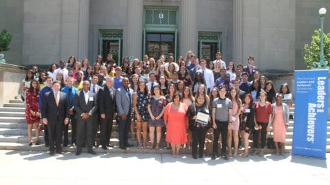 Comcast NBCUniversal Awards $175,000 in Scholarships to High School Seniors in Region