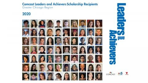 Leaders and Achievers Participants