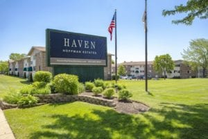 Xfinity Communities Offers Residents at Haven Hoffman Estates Immediate High-Performance WiFi Connection Upon Move-in