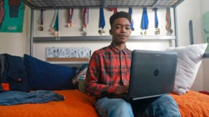 A Mission to Connect Low-income kids to Distance Learning during the Pandemic