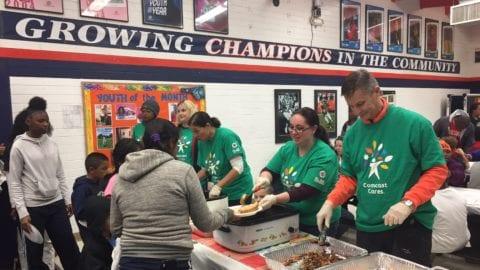 CCD volunteers in Colorado