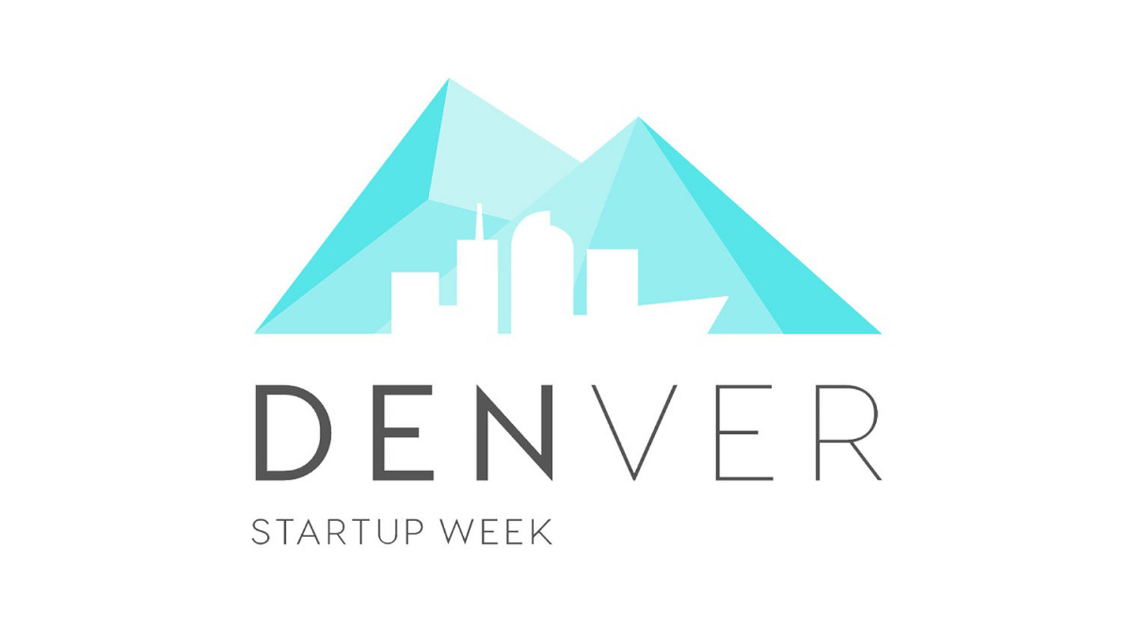 The Denver Startup Week logo