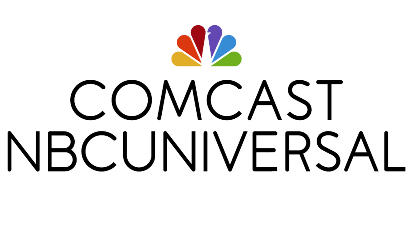 The Comcast NBCUniversal logo.