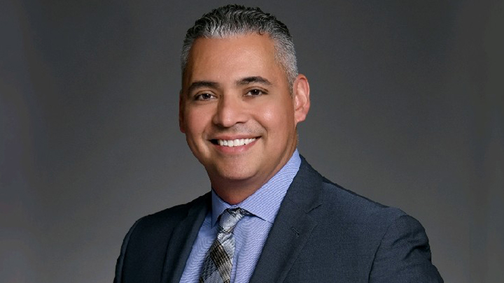 Headshot of David Salazar.