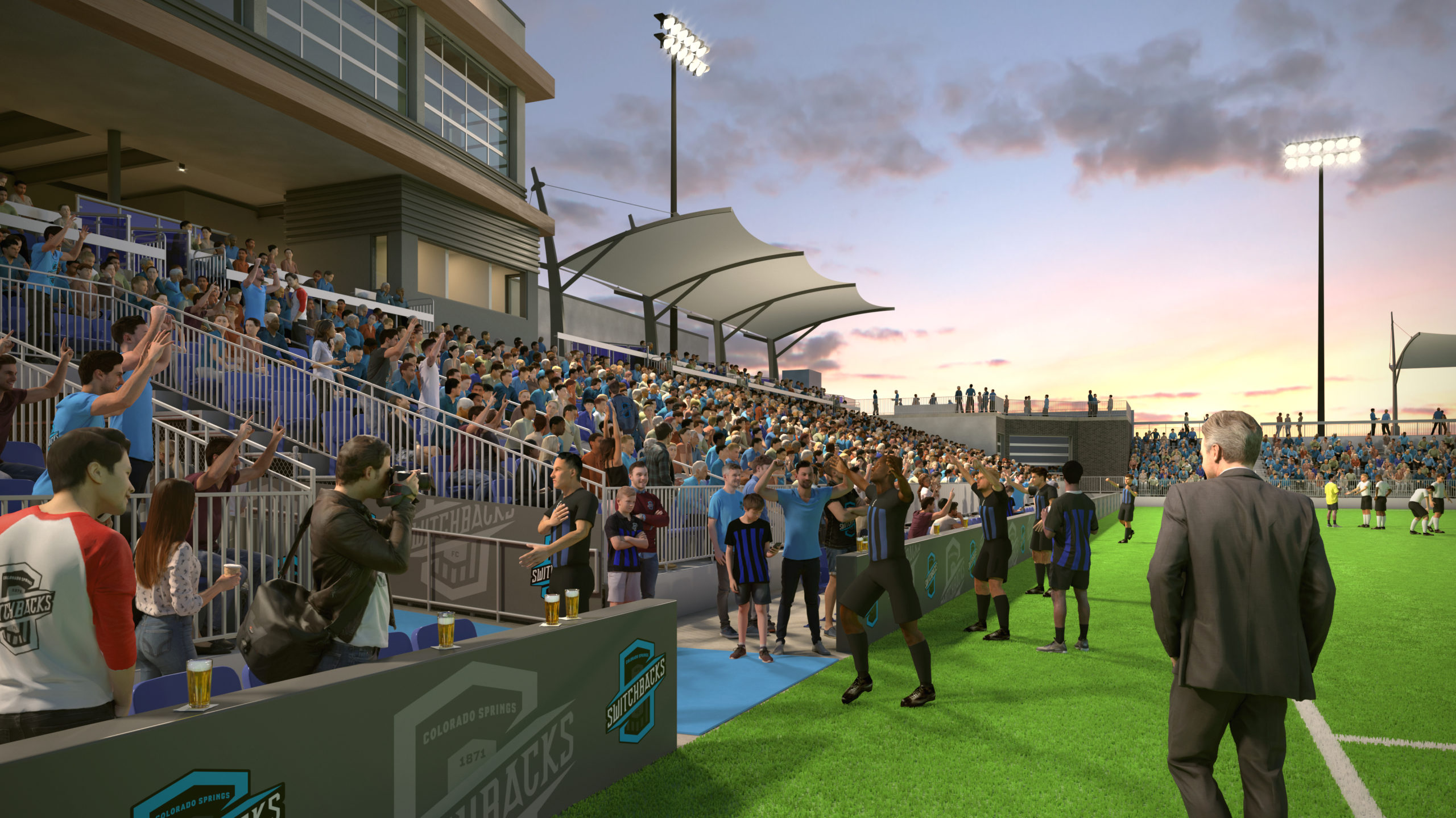 Colorado Springs Switchbacks Football Club