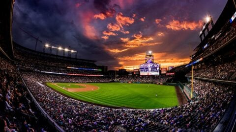 The Colorado Rockies take on the Los Angeles Dodgers.