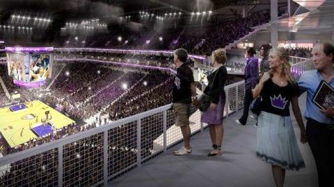 Sacramento Kings Stadium