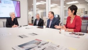A Sit Down with David Brown, Vice President of Comcast Business, California - What Today's IT Leaders Need to Know to Drive Strategic Outcomes