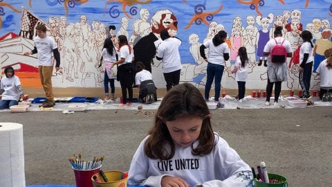 Comcast Joins Marina Students to Celebrate the Life and Legacy of Dr. Martin Luther King Jr.