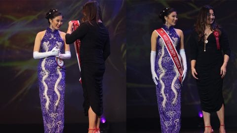 Miss Chinatown 2020 USA Crowning Moment.