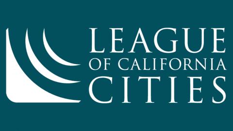 League of California Cities logo