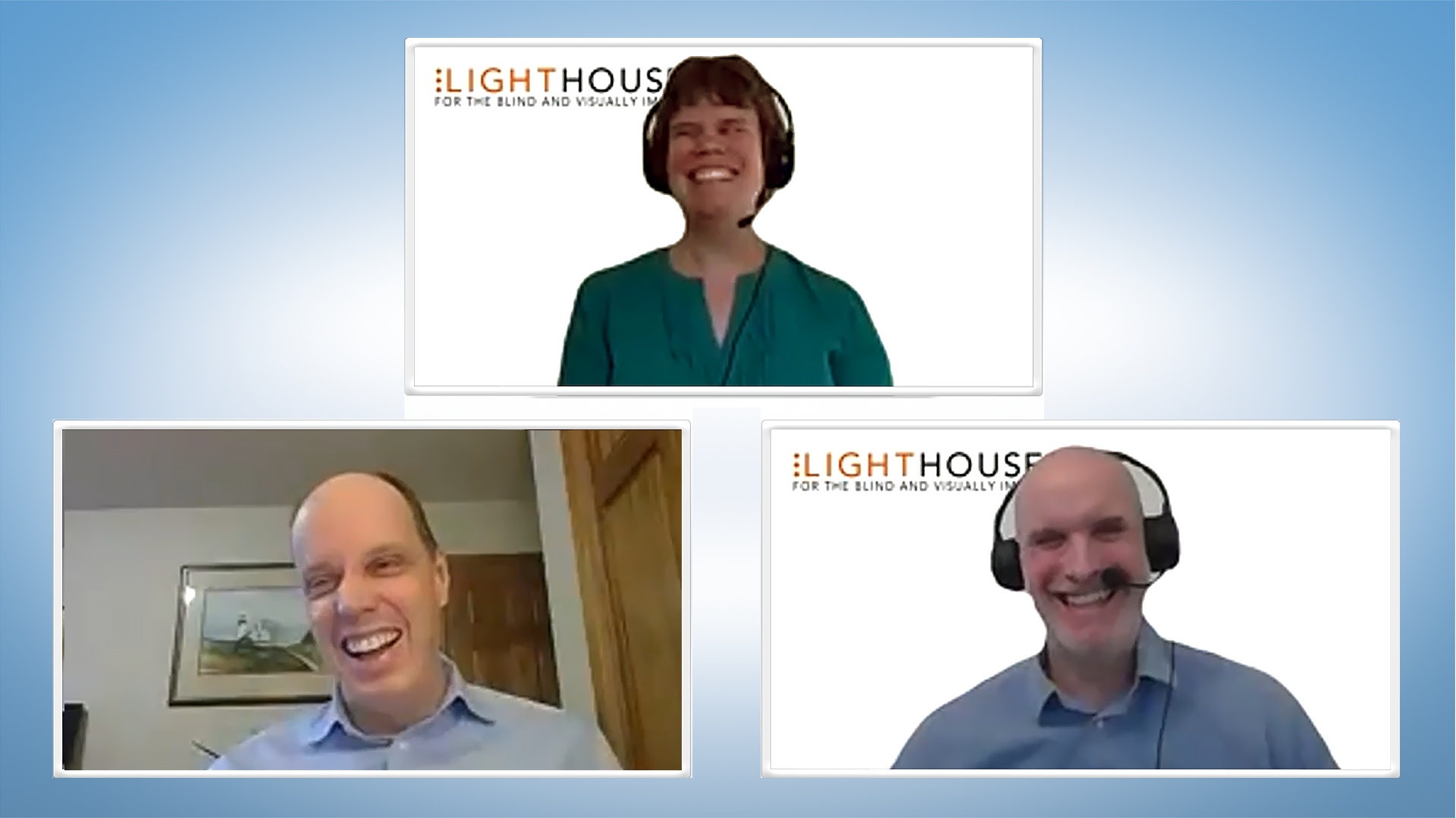 LightHouse for the Blind Hosts Insider's Conversation with Head of Comcast's Accessibility Lab