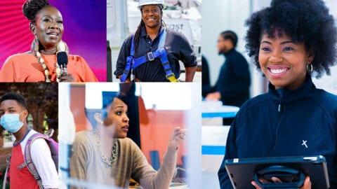 Comcast celebrates Black History Month.