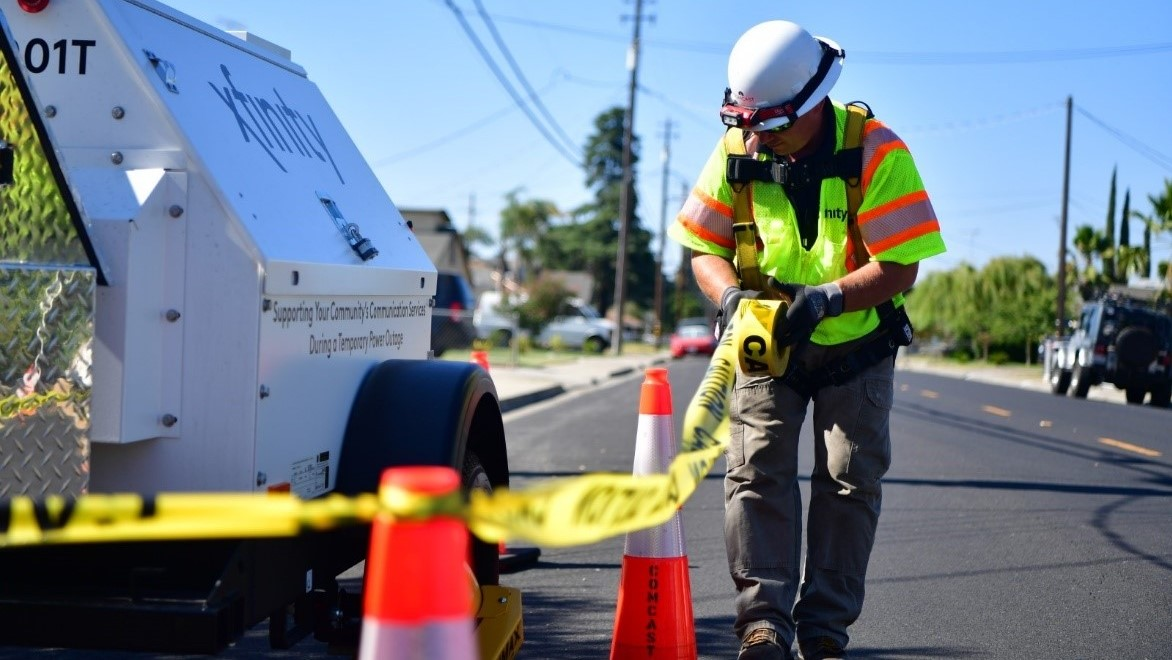Starting in October, Comcast California to Implement New Plan for Public Safety Power Shutoffs