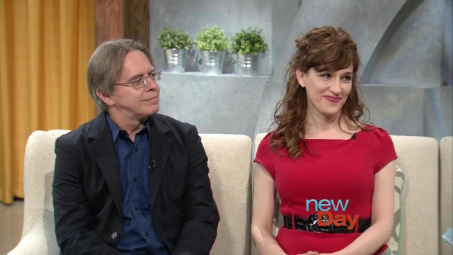 Walter Neary and Jenna Gearhart on New Day Northwest