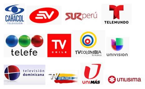 12 channel logos