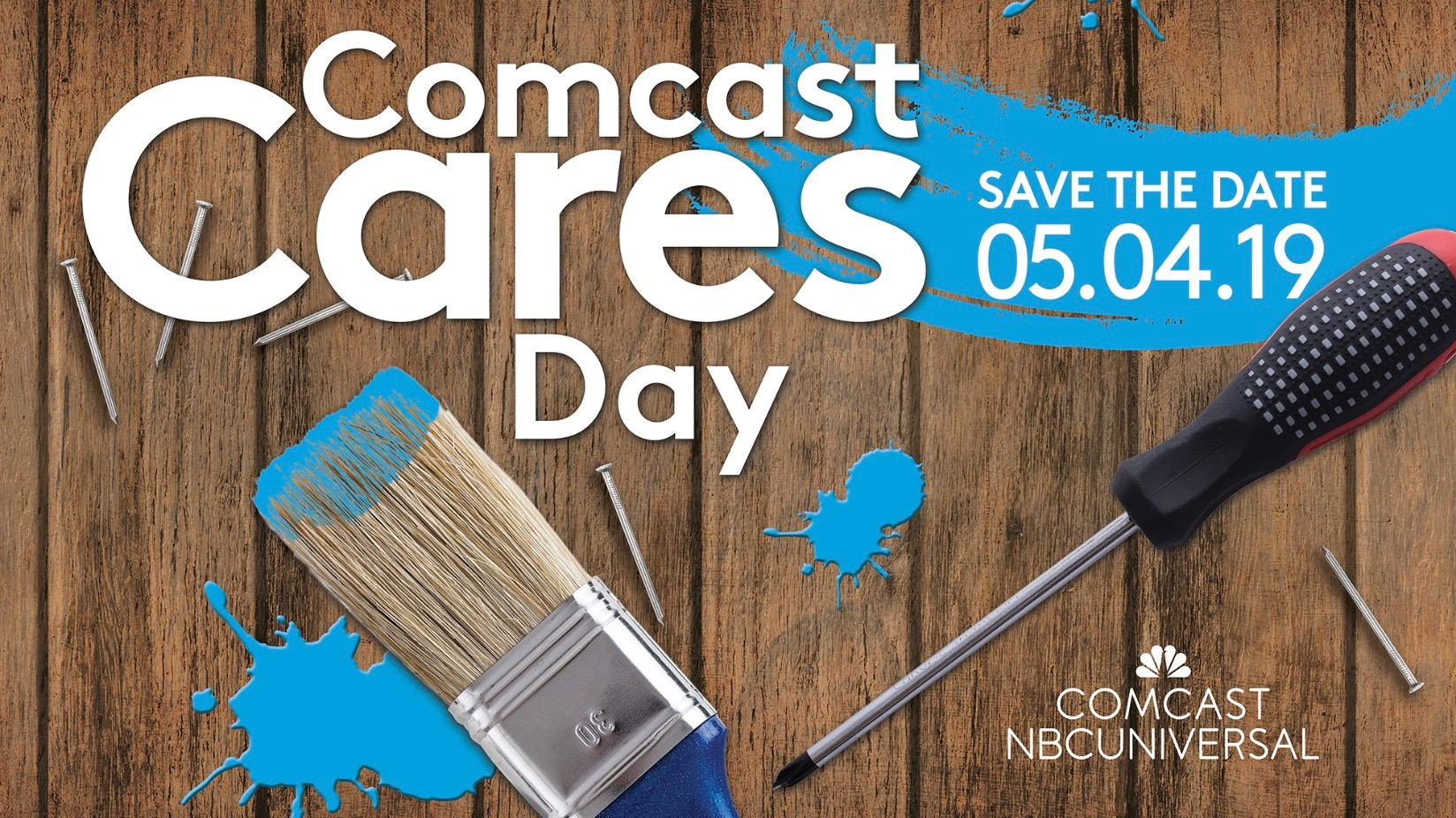 comcast cares days
