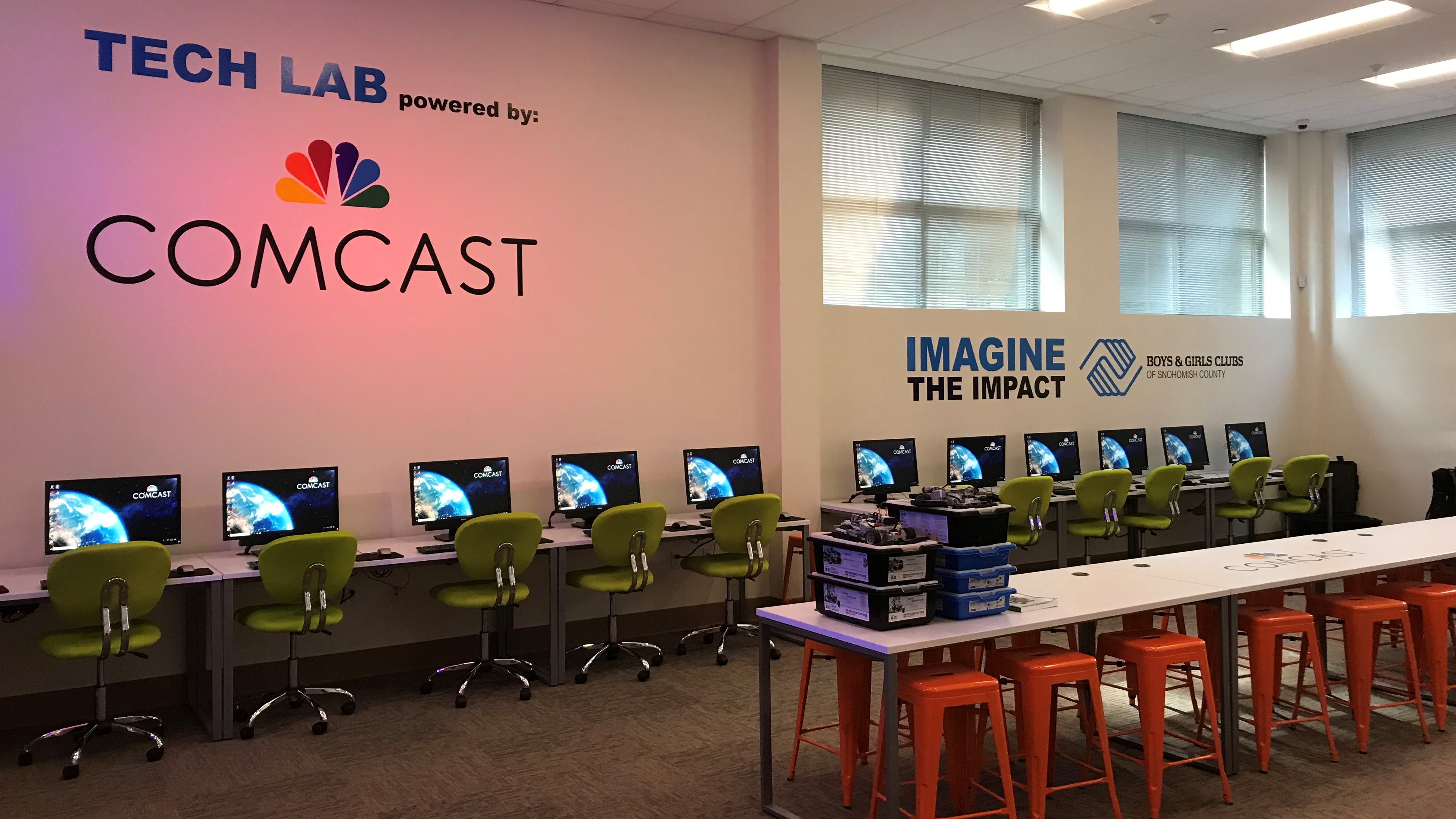 comcast tech lab