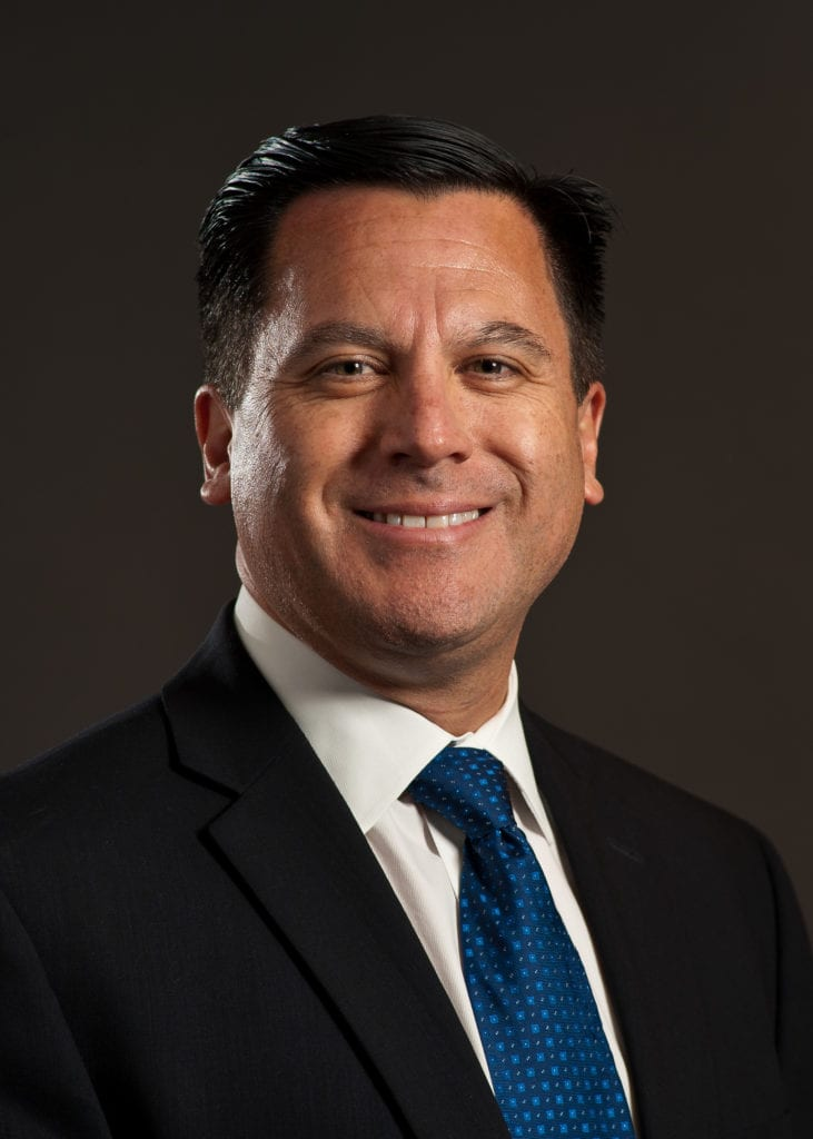 Rodrigo Lopez is regional senior vice president of Comcast in Washington state