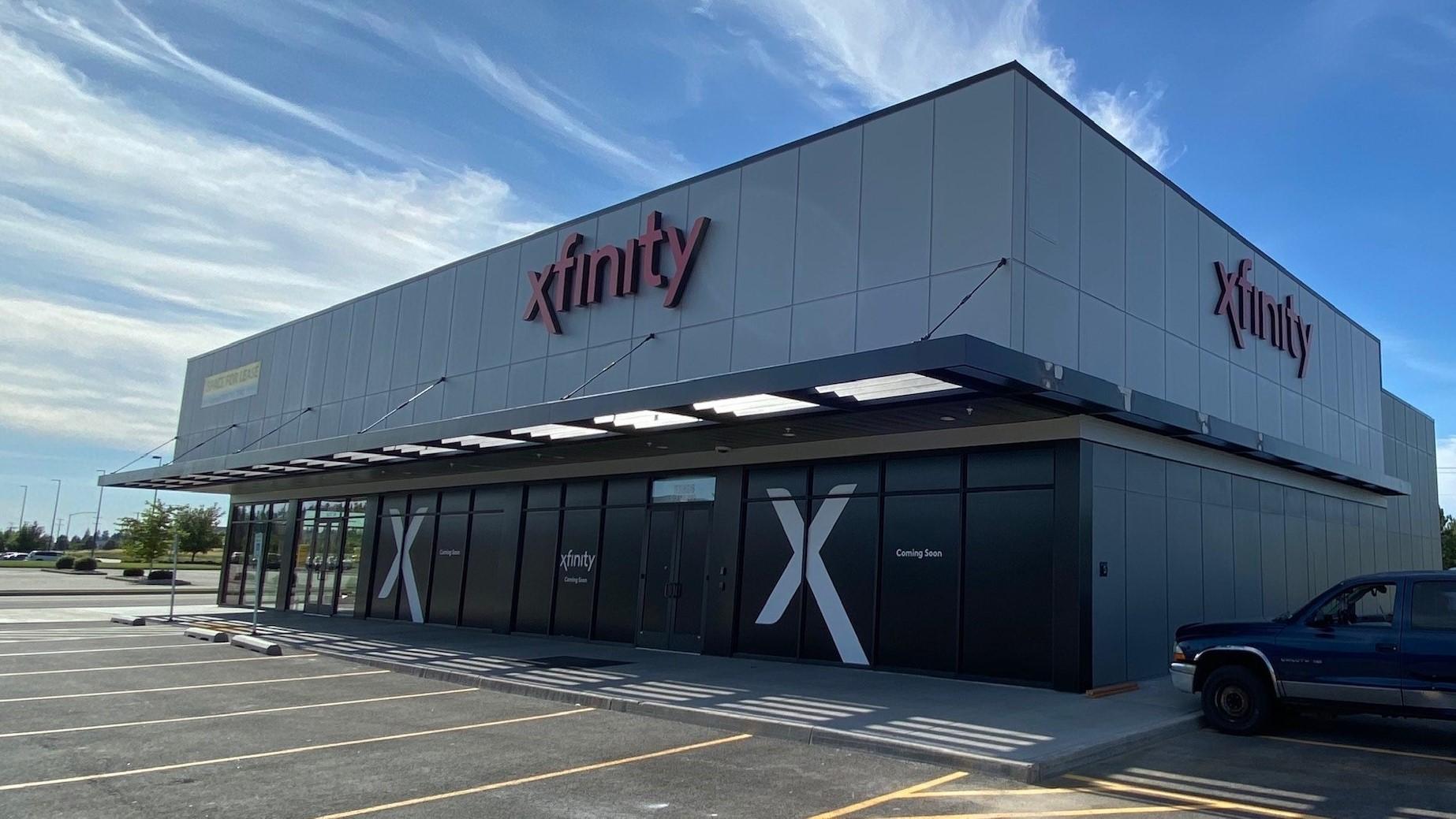 The new Xfinity store Spokane Valley
