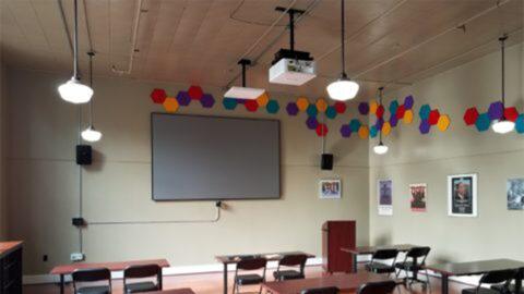 Comast El Centro Teaching Lab.