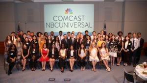 Comcast NBCUniversal Awards $69,000 In Scholarships To 65 Houston Area High School Seniors