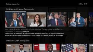 Xfinity lanza una experiencia de noticias electorales interactiva, personalizada y bilingüe por X1 y Flex