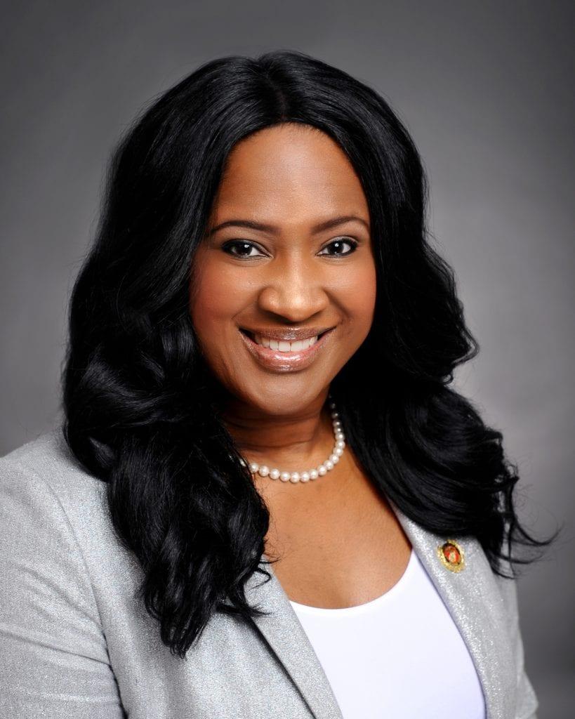 Dr. LaShondra Jones