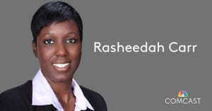 Rasheedah Carr Named Vice President of Engineering