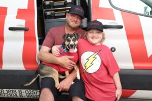 Techs and Their Pets: A Celebration of National Pet Month