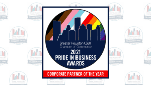Greater Houston LGBT Chamber Recognizes Comcast with Pride in Business Award