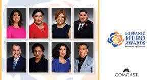 Comcast Recognizes Hispanic Community Volunteers