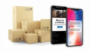 Movers Would Rather Go Two Days Without Water Than Internet In New Home