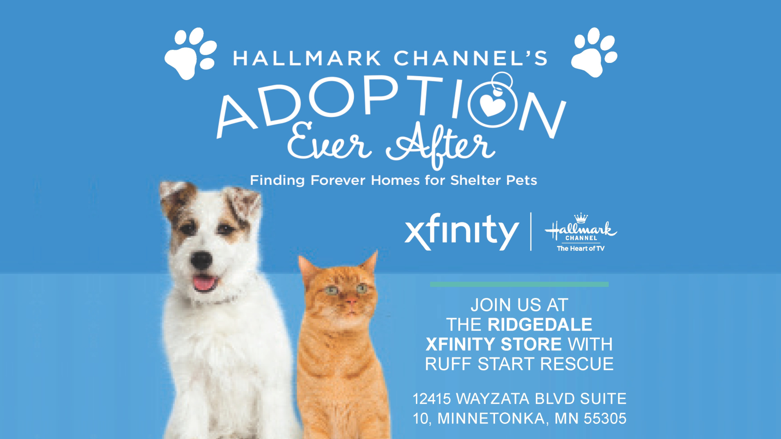 Comcast to Host Hallmark Channel's Adoption Ever After at