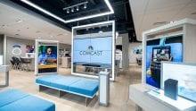 Xfinity Store interior design