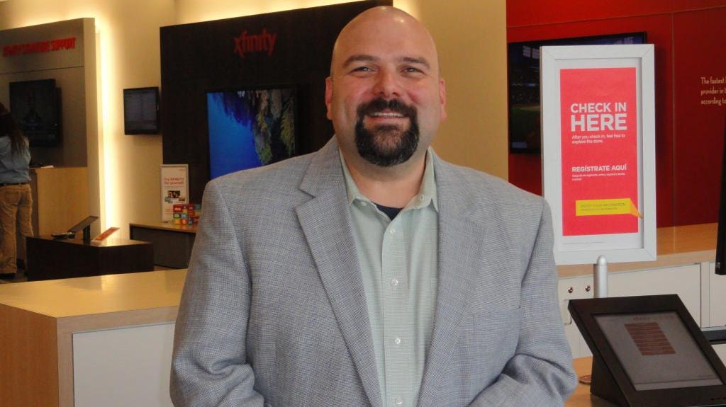 David Tashjian, Regional Vice President for the Oregon SW Washington Region.