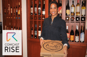 Black-Owned Italian Restaurant, Amalfi's, Focuses on Survival After 62 Years of Success