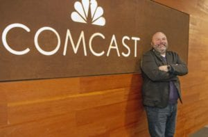 PBJ Interview: David Tashjian of Comcast talks connections, be they technological or community, in Portland