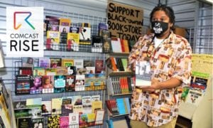 Third Eye Books Goes Digital with a little help from Comcast RISE