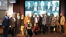 Comcast honoring and celebrating Civil Rights icons at its Voices of the Civil Rights event in Atlanta.