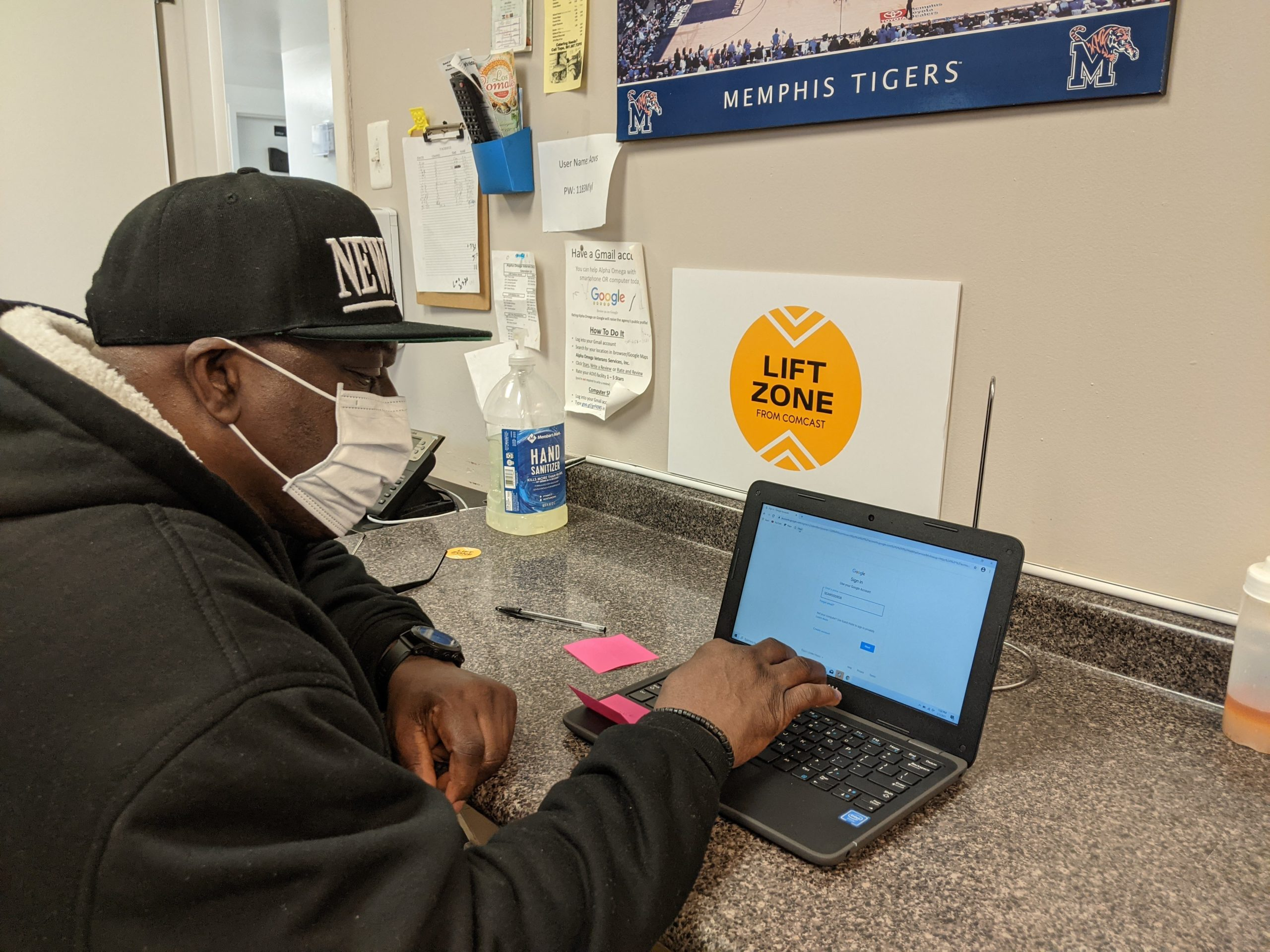 """Comcast Joins Community Organizations to Launch WiFi Connected """"Lift Zones"""" in Memphis Neighborhoods"""
