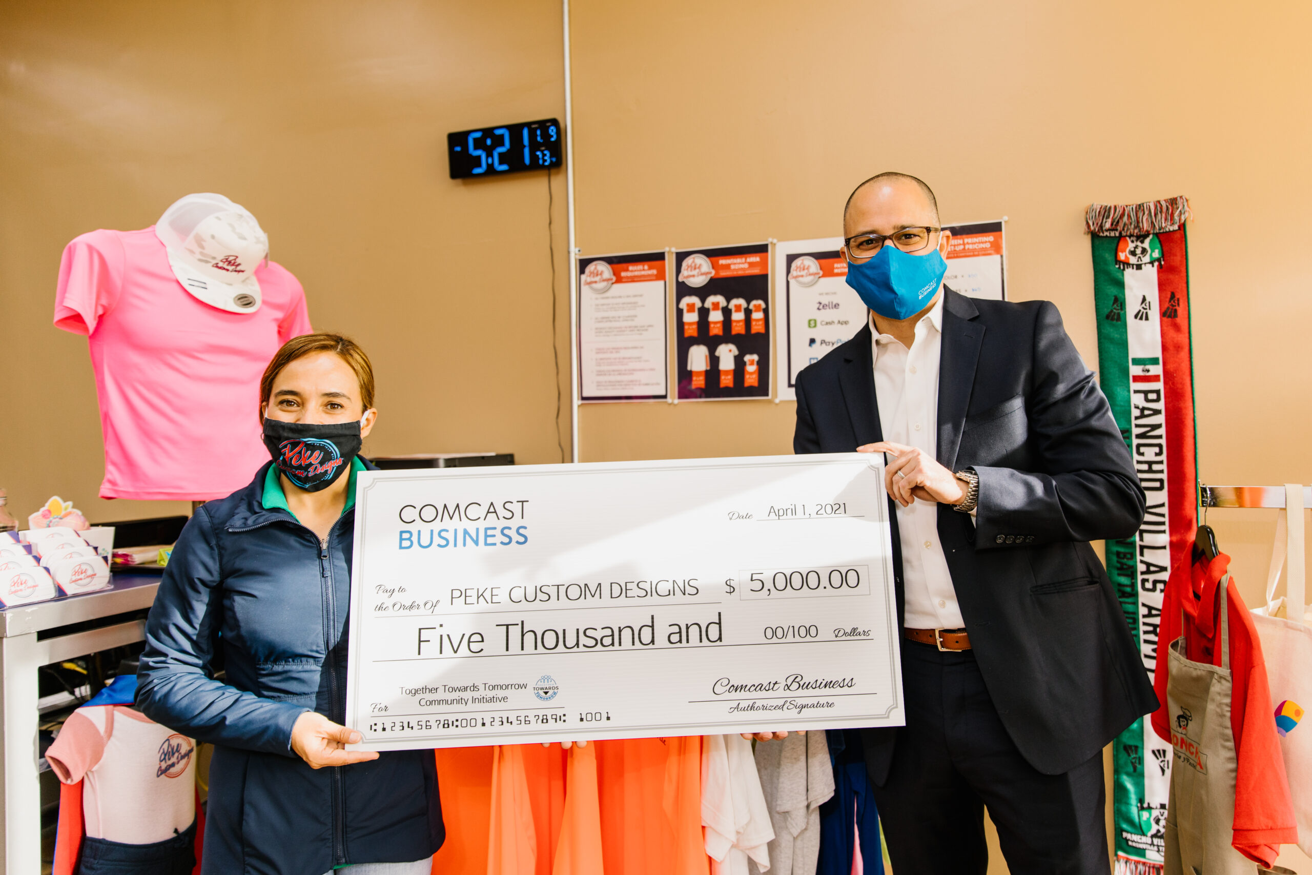 Conexión Américas and Comcast Business Partner to Support Small  Business Impacted by Pandemic