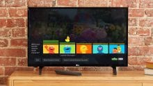 The Sesame Street hub on Xfinity X1.