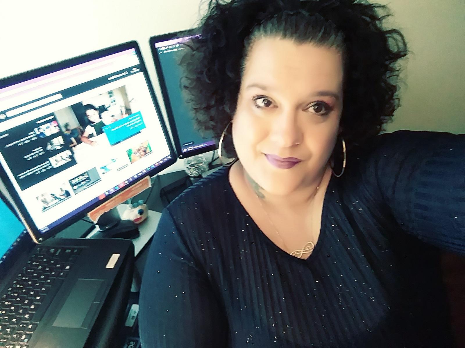 Comcast employee Amy Hazelrigg-Fowler