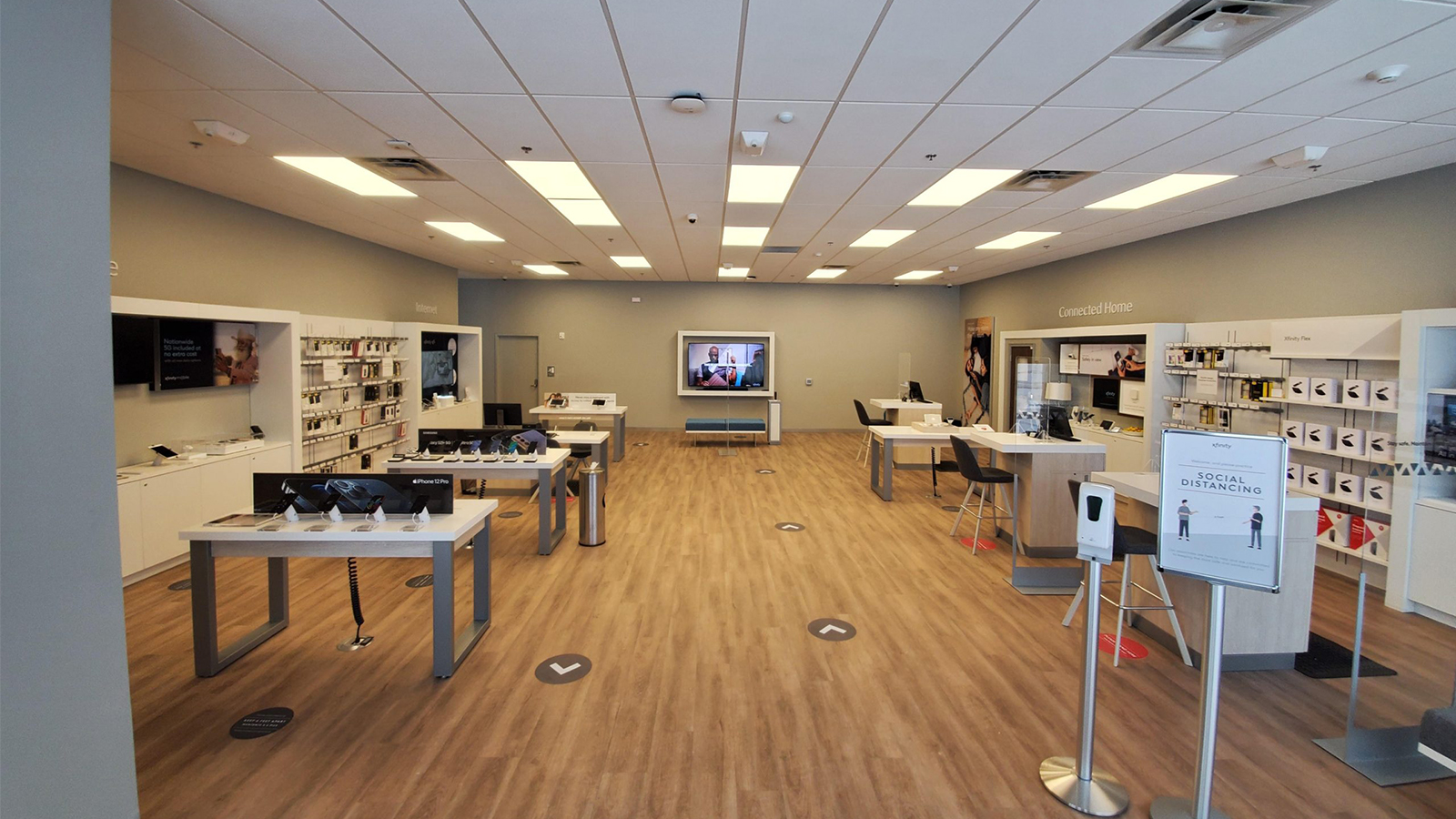 Xfinity Store in Plains Township
