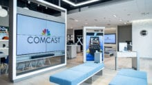 Comcast Unveils First Interactive Xfinity Store in Philadelphia County